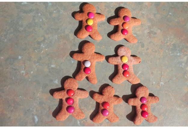 Mini Gingerbread Girls